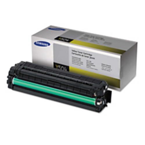 Samsung Y504 (CLT-Y504S) Yellow Toner Cartridge