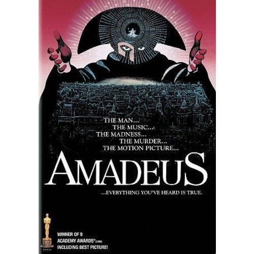 AMADEUS (DVD/WS 1.85/RE-PKG/ECO) AMADEUS (DVD/WS 1.85/RE-PKG/ECO)