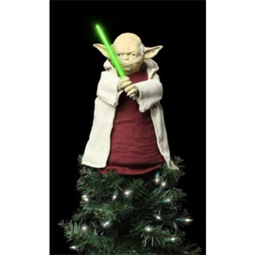 Star Wars Yoda Tree Topper