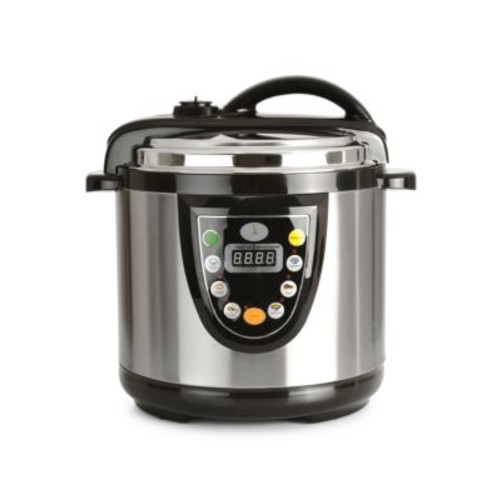 Berghoff - Stainless Steel Electric Pressure Cooker- 6.3 QT.