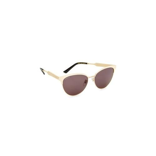GUCCI Decorness Cat Eye Sunglasses