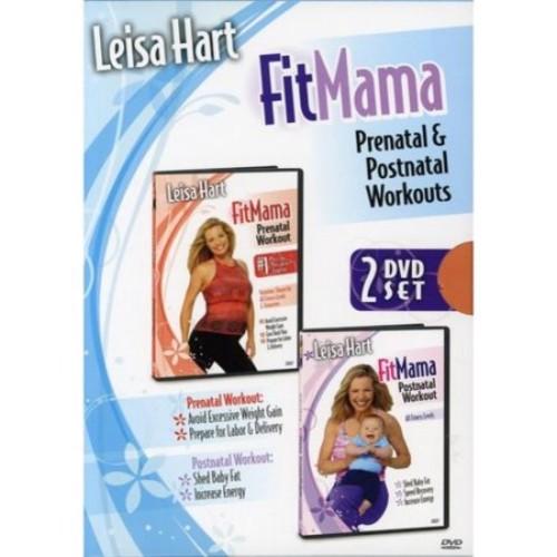 FitMama: Prenatal & Postnatal Pregnancy Workout [2 Discs] (DVD) (Eng)