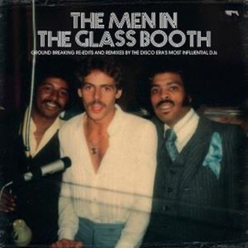 The Men in the Glass Booth [LP] - VINYL