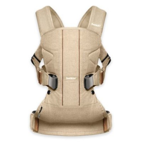 BabyBjrn Carrier One Baby Carrier in Birchwood Beige