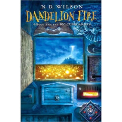 Dandelion Fire (100 Cupboards Series #2)