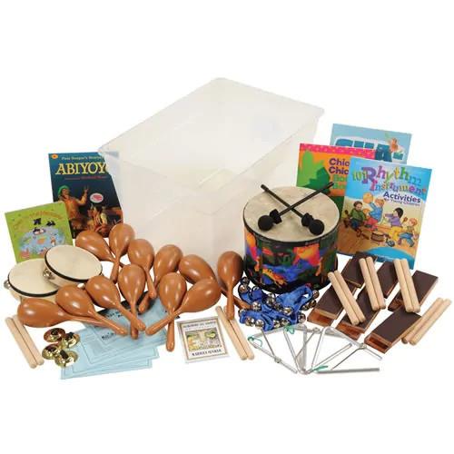 101 Rhythm Instruments Kit
