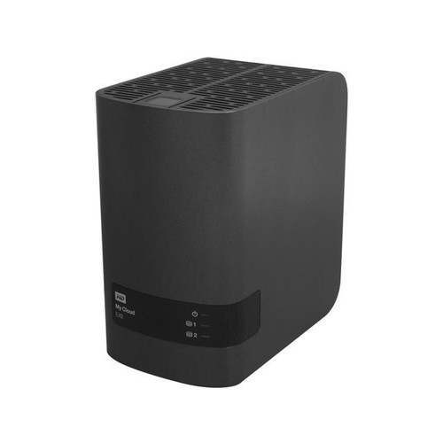 WD My Cloud EX2 Diskless Personal Cloud Storage - NAS (WDBVKW0000NCH-NESN)