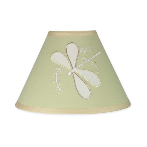 Sweet JoJo Designs Green Dragonfly Dreams Lamp Shade