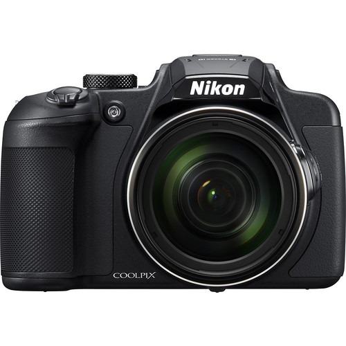 Nikon Coolpix B700 Digital Point & Shoot Camera, Black 26510