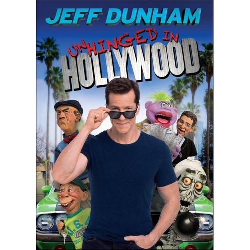 Jeff Dunham: Unhinged in Hollywood [DVD] [2015]