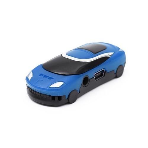Mini Car Shape Digital Speaker MP3 Music Player with Micro SD TF Card Port Gift