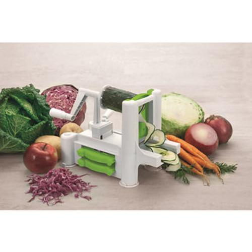 3-in-1 Fruit and Vegetable Spiral Slicer
