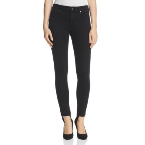 7 FOR ALL MANKIND B(Air) Skinny Ankle Jeans With Stirrup