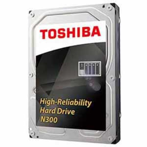 Toshiba N300 Series Internal NAS 4TB Hard Drive