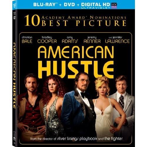 American Hustle [Blu-ray]: Christian Bale, Amy Adams, Bradley Cooper, Jennifer Lawrence, Jeremy Renner, Louis C. K., Jack Huston, Alessandro Nivola, Sad Taghmaoui, Colleen Camp, Jack Jones, David O. Russell, Eric Warren Singer: Movies & TV