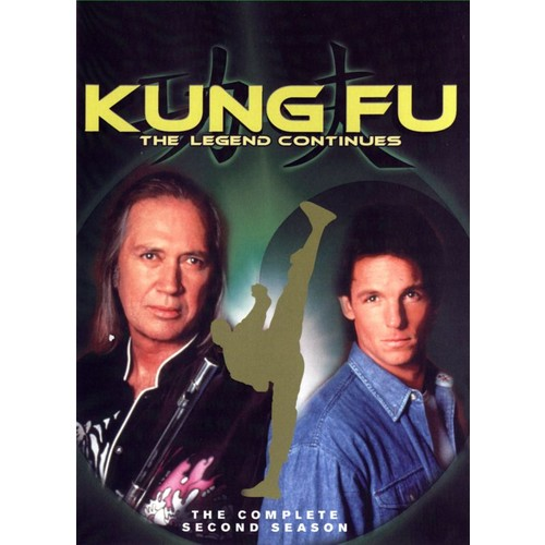 Kung Fu: The Legend Continues - The Complete Second Season [5 Discs] [DVD]