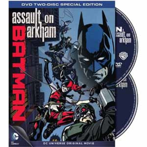 Batman: Assault on Arkham [DVD]