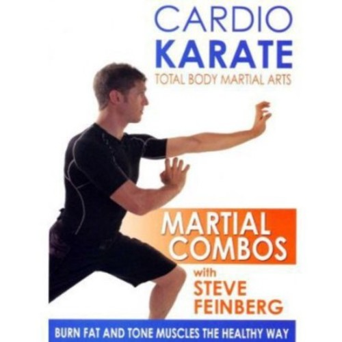 Cardio Karate: Martial Combos with Steve Fienberg (DVD) (Eng) 2012