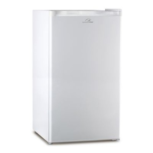 Commercial Cool 3.2 cu. ft. Mini Refrigerator with Freezer in White