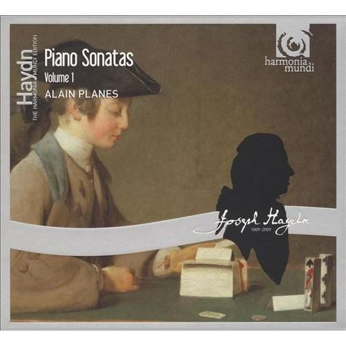 Haydn: Piano Sonatas, Vol. 1 [CD]