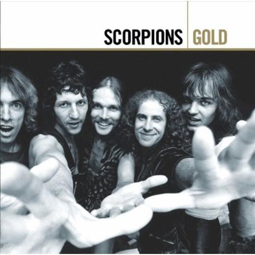 Scorpions - Gold (CD)