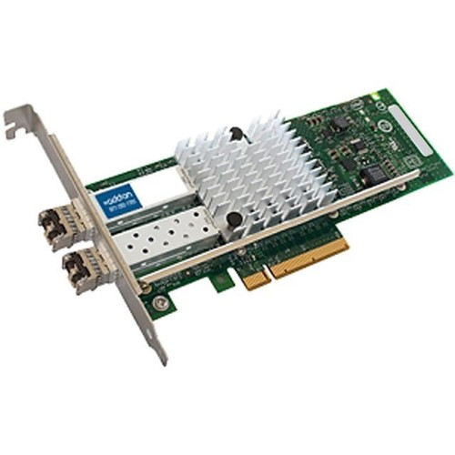 AddOn - Network Upgrades QLE3242-RJ-CK-AOK Network Adapter 10Gbps PCI-Express 10GBase-T x 2