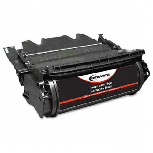 Black High Yield Toner Cartridge for Dell W5300N (Remanufactured)