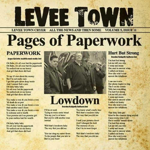 Pages of Paperwork [CD]