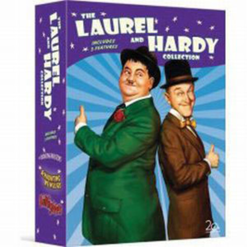 The Laurel and Hardy Collection, Vol. 2: The Dancing Masters/A-Haunting We Will Go/The Bullfighters [3