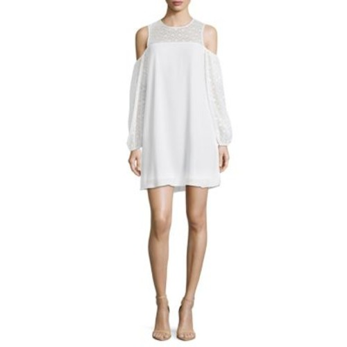BCBGMAXAZRIA - Cold Shoulder Dress
