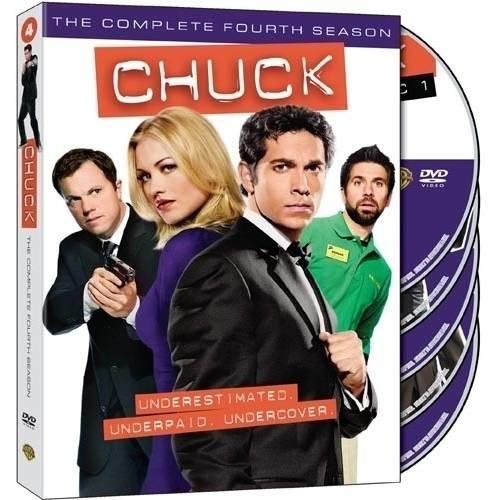 Chuck: Season 4