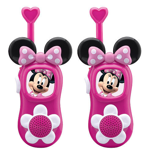 Disney Minnie Mouse Walkie Talkies