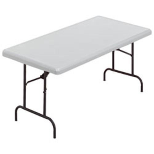 Iceberg IndestrucTable TOO 1200-Series Folding Table, 48