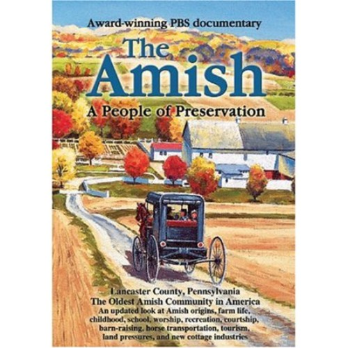 Amish: People Of Preservation DVD Movie 2003