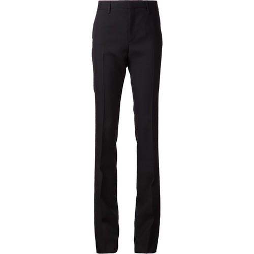 SAINT LAURENT Flared Tailored Trousers