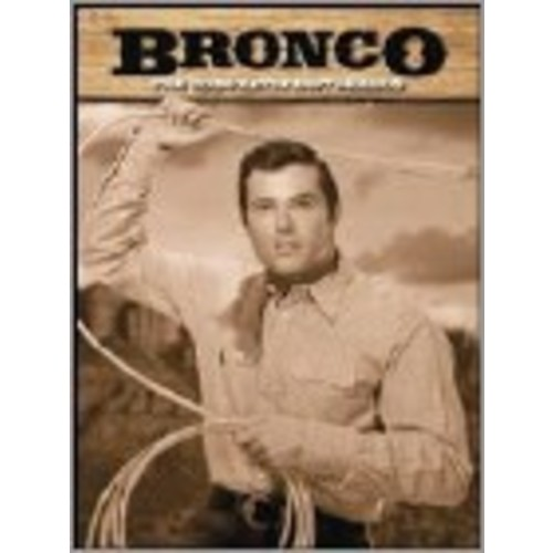 Bronco: The Complete First Season [5 Discs] [DVD]