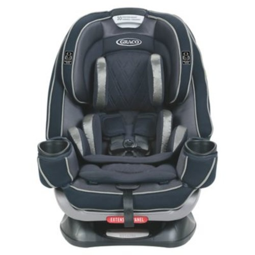 Graco 4Ever Extend2Fit Platinum All-in-One Convertible Car Seat in Ottlie