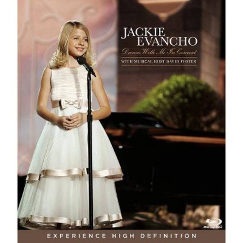 Jackie Evancho: Dream with Me in Concert [Blu-ray] 2/DD5.1/PCM