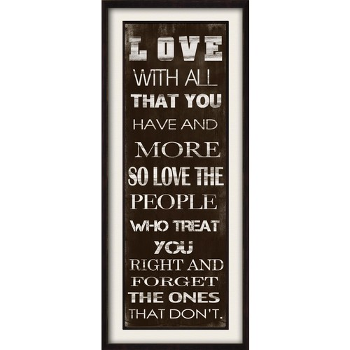 Live Laugh Love C