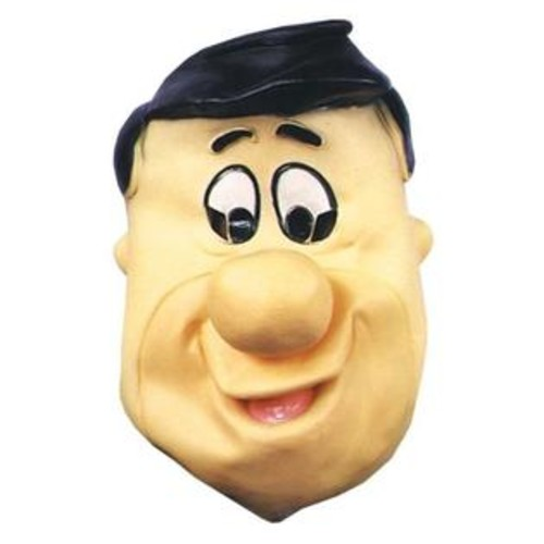Morris Costumes Fred Flintstone Latex Mask