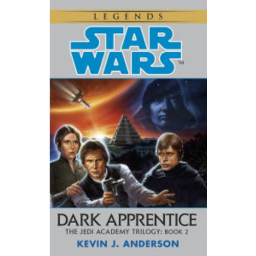 Star Wars The Jedi Academy #2: Dark Apprentice