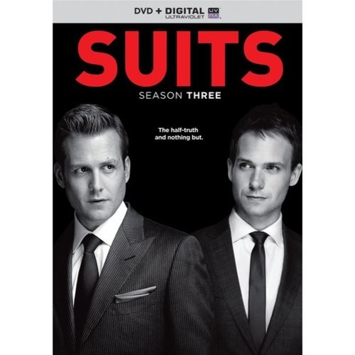 Suits: The Complete Third Season (DVD + Digital HD) (Anamorphic Widescreen)