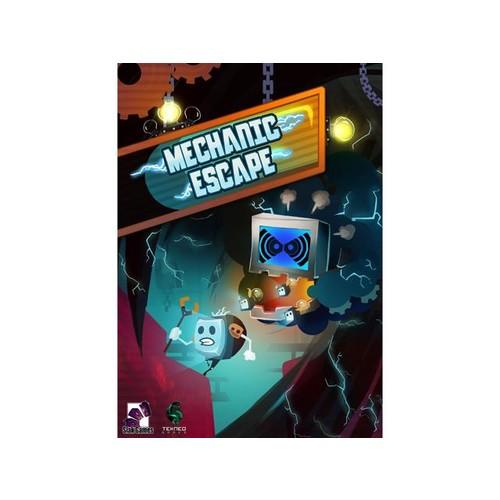 Mechanic Escape [Online Game Code]