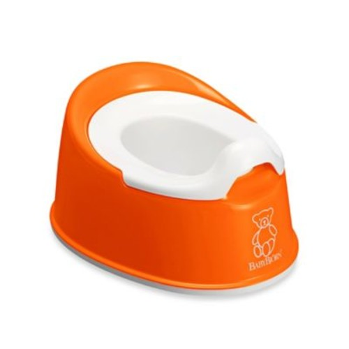 BABYBJORN Smart Potty Seat in Orange