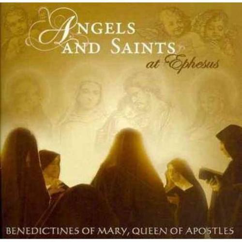 Angels & Saints At Ephesus - CD