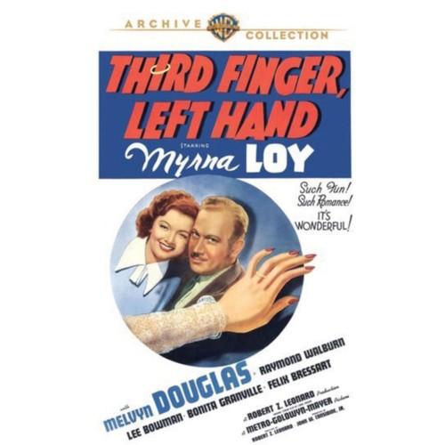 Warner Bros Third Finger, Left Hand, DVD