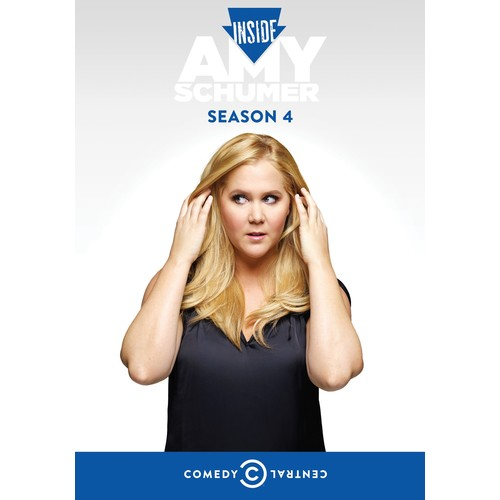 Inside Amy Schumer: Season Four [2 Discs] [DVD]