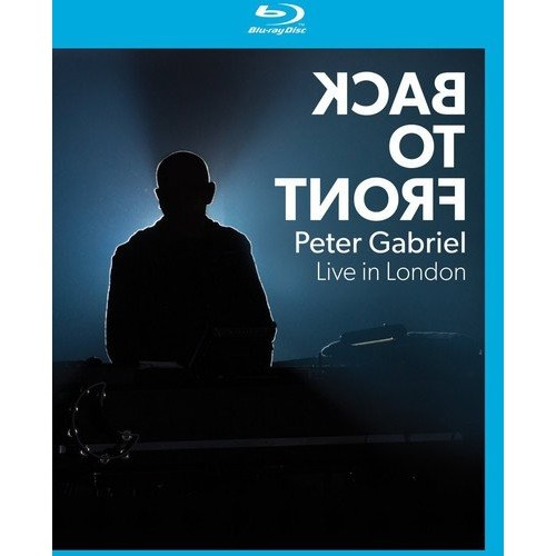 Back to Front: Live in London [Blu-ray]: Peter Gabriel: Movies & TV