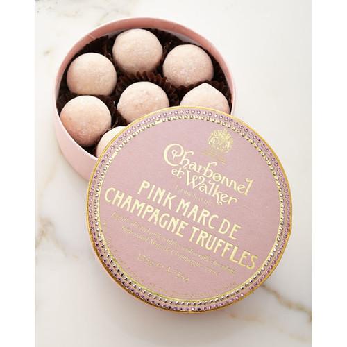 Pink Marc de Champagne Swarovski Crystal Box
