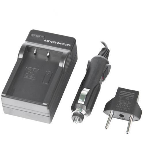 Bower - Battery Charger for Nikon EN-EL9 - Black